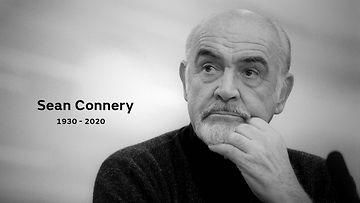 Sean Connery 1930-2020