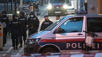 AOP Wien terroristi-isku
