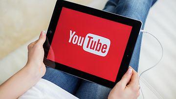 shutterstock YouTube logo