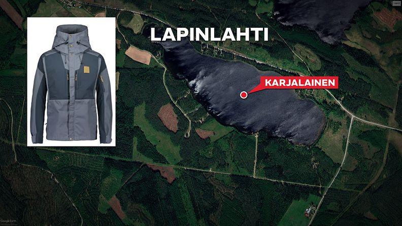 Kartta - Lapinlahti - 3