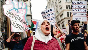 matkusturajoitukset muslimi EPA