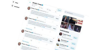 Trump Twitter oma