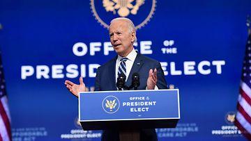 LK Joe Biden
