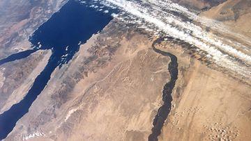 AOP Siinai Egypti