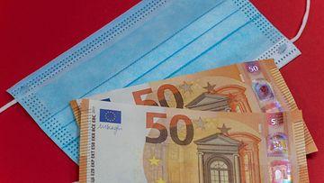korona raha kunta maski aop