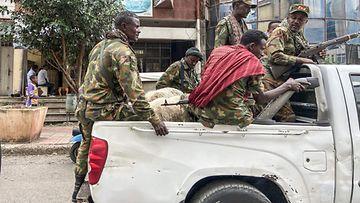 Etiopia sotarikos