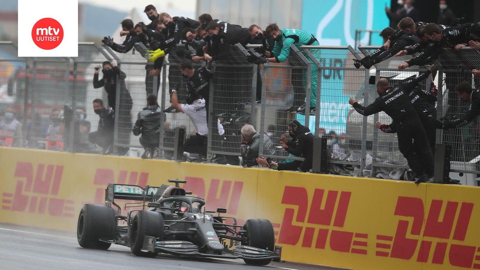 F1 Tulokset Tänään