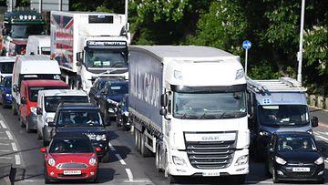 AOP liikenne lontoo