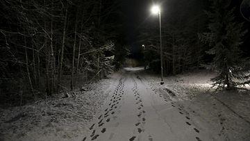 lumi talvi etelä-suomi pimeä LK ladattu 201120