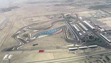 Bahrain International Circuit.