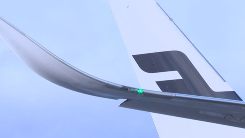 OMA: Finnair, lentokone, 1