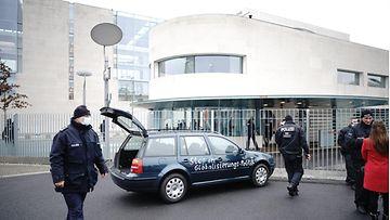 saksa liittokansleri LK