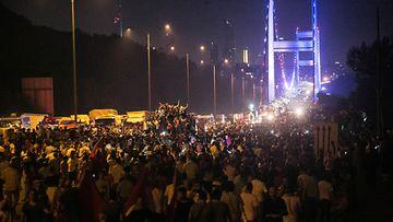 Turkin vallankaappausyritys LK