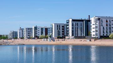 AOP: aurinkolahti, helsinki, ranta, uimaranta