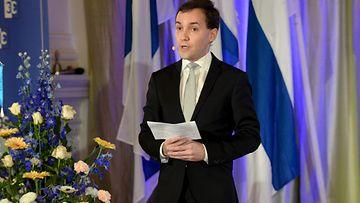 Wille Rydman Paasikivi