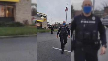 CNN: poliisit lähestyvät John Bennettiä