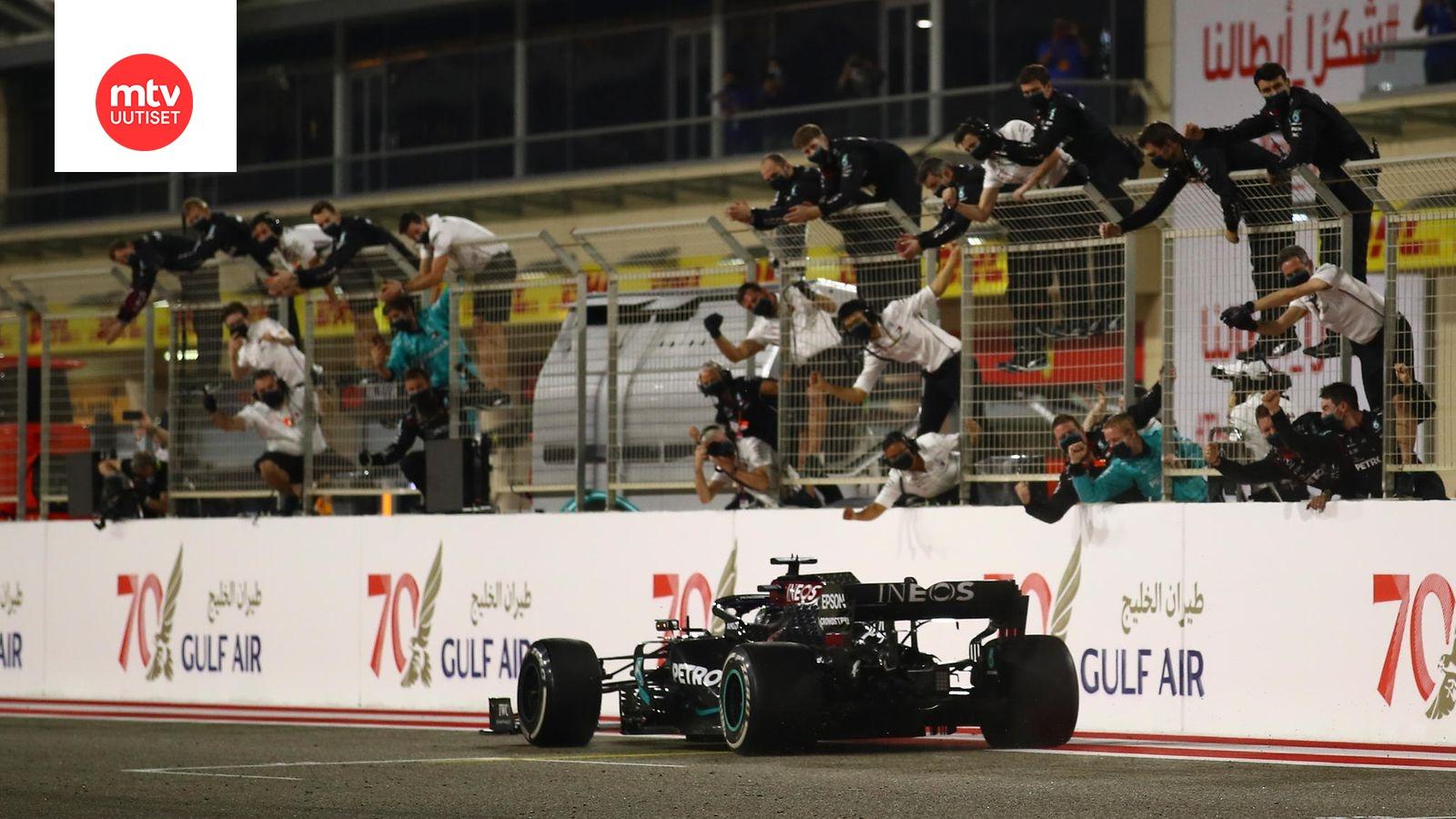 F1 Pisteet