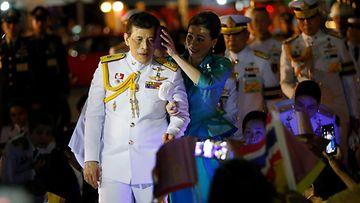 AOP Thaimaan kuningas