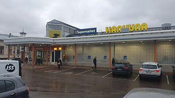 ÄLÄ KÄYTÄ MUISSA JUTUISSA K-Supermarket Kanuuna julkisivu 2