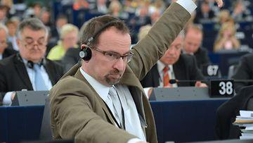 EPA József Szájer