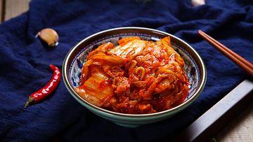 AOP kimchi kimchiä kuvituskuva