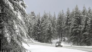 talvi lumi sää tie auto LK ladattu 041220