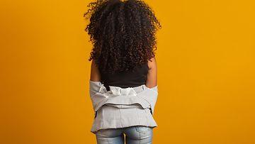 shutterstock afro hiukset