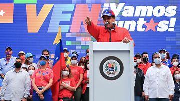 LK Venezuela Nicolas Maduro 3.12.2020