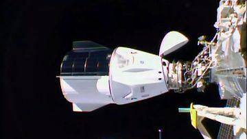 Space X avaruus