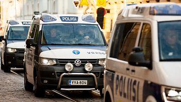 shutterstock poliisiauto
