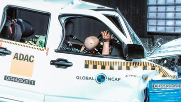 global ncap gwm steed 5 törmäystesti kolaritesti