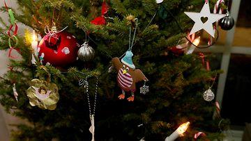 AOP joulukoriste joulukuusi joulu