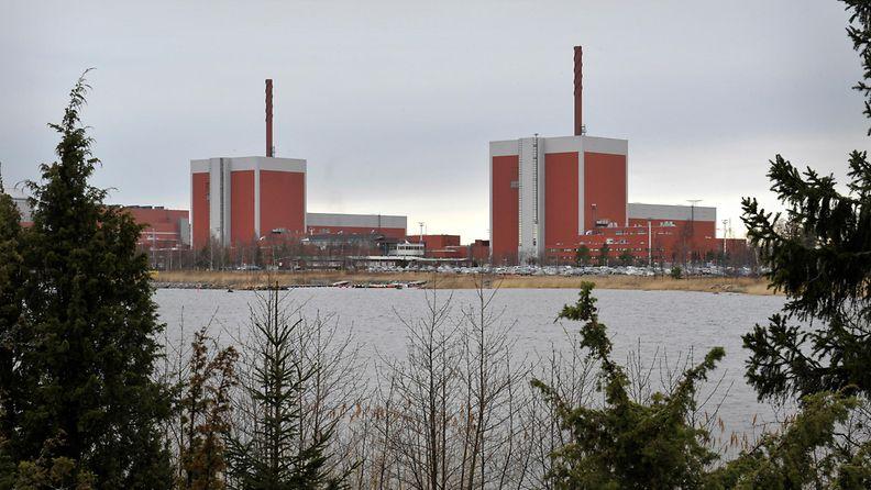 AOP Olkiluodon ydinvoimala