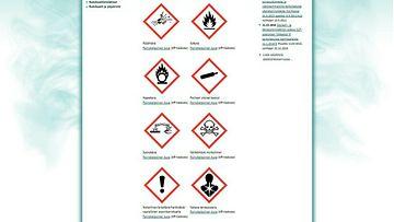 LK Vaara vaaralliset aineet