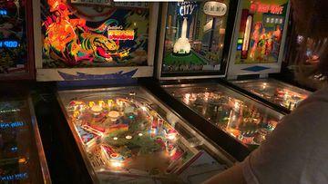 Ikuri Arcaden vanhimmat pelit ovat 1960-luvulta.