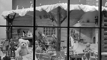 Stockmann jouluikkuna 1949