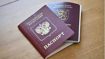 LK 191220 venäjän passi