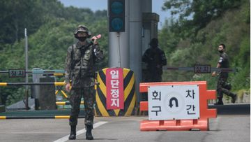 LK 201220 Pohjois-Korea Kumgang