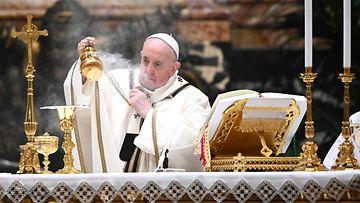 LK 25.12.2020 Paavi Fransiscus