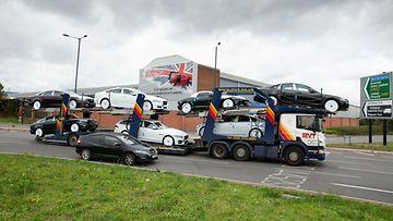 aop jaguar land rover jlr autotehdas
