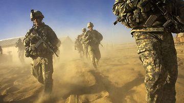 LK 311220 usa yhdysvallat sotilaat afganistan