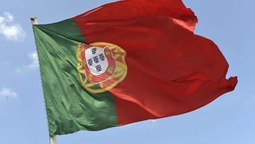 LK 010121 Portugali lippu