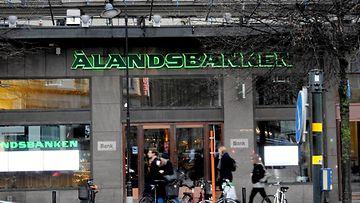 AOP Ålandsbanken Tukholma