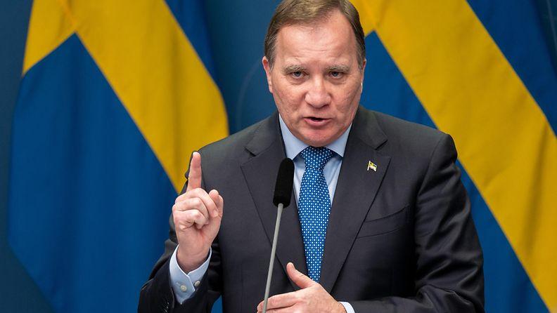 aop stefan löfven ruotsi ruotsin pääministeri