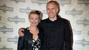 Kirsi Alm-Siira ja Kalle 2009