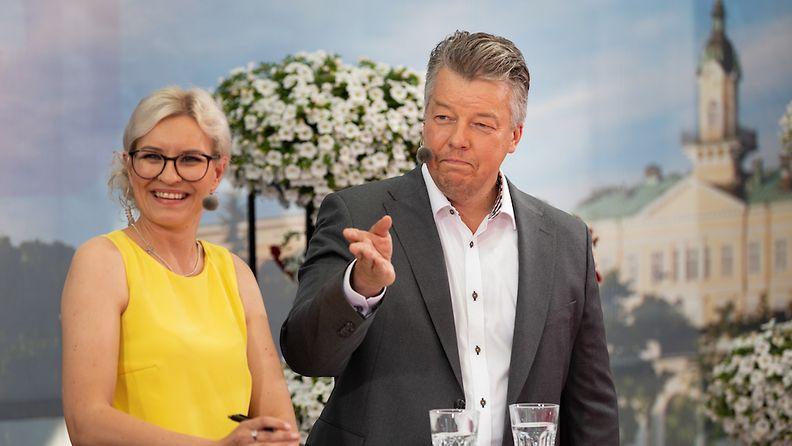 Uudet kansanedustajat ke 2019 ©Maarit Laakkonen (31)