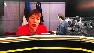 Kersti Kaljulaid OMA