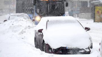 Lumikaaos Helsinki LK
