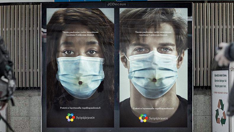 Tupakkapandemia1 syöpäjärjestöt