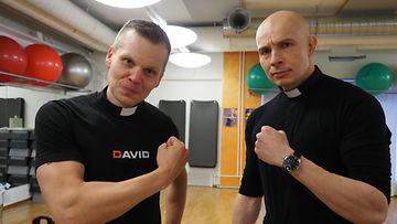 Jussi Koivisto ja Markus Tirranen